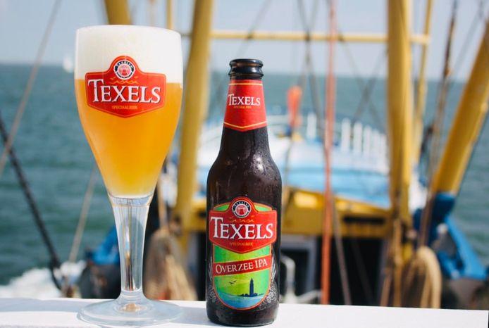 Een biertje van de Texelse Brouwerij.