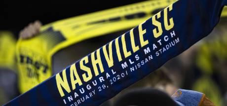 Openingsduel MLS uitgesteld: Vijf spelers Nashville SC besmet met corona