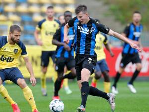 Bruges s'impose dans la douleur à l'Union Saint-Gilloise (0-1)