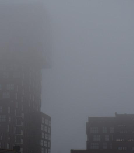 Code geel voor Den Haag vanwege dichte mist