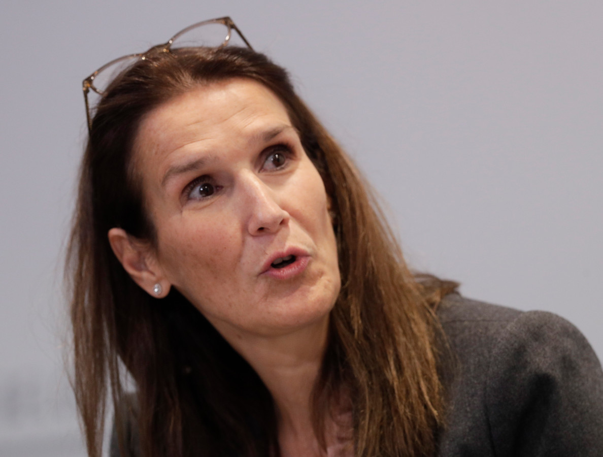 Sophie Wilmès, Vice-Première ministre MR.