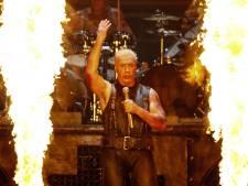 Rammstein verplaatst uitverkochte show in Nijmegen opnieuw