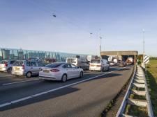 Zeeburgertunnel tijdelijk dicht door storing