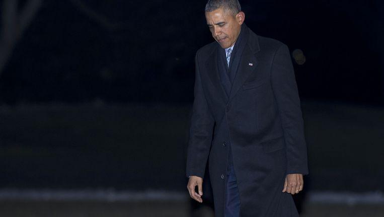 President Obama Beeld ap