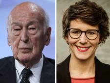 Onderzoek naar Franse oud-president Giscard d'Estaing (94) om 'betasten billen' journaliste