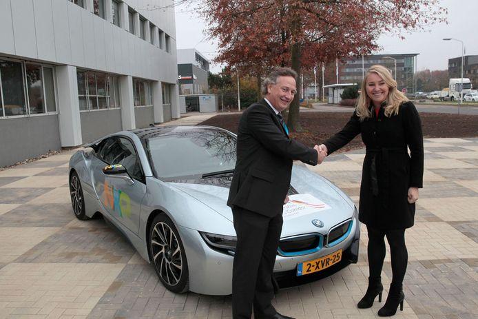 Minister Melanie Schultz van Haegen bezoekt Helmond.