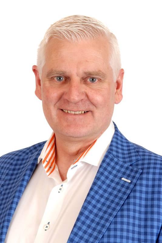 Wethouder Rik Dijkhoff.