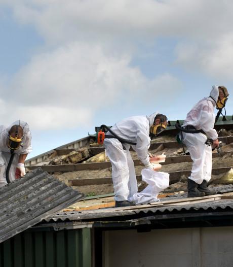 'Aanpak asbestverwijdering in Roosendaal niet overhaasten'