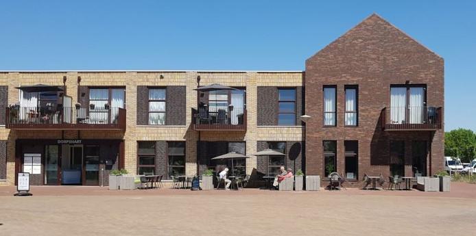 Het multifunctioneel centrum (MFC) Mijnsheerenland