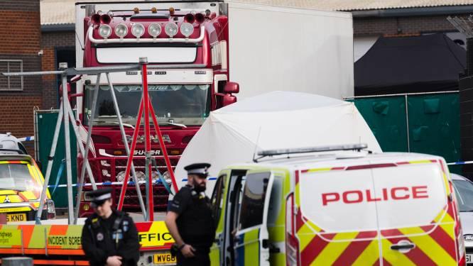Doden in vrachtwagen Essex: 24 beklaagden staan vanaf woensdag terecht