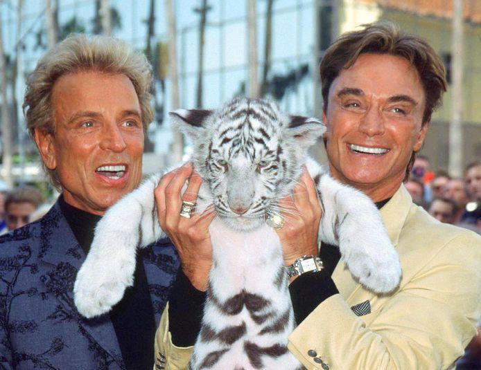 Siegfried et Roy.