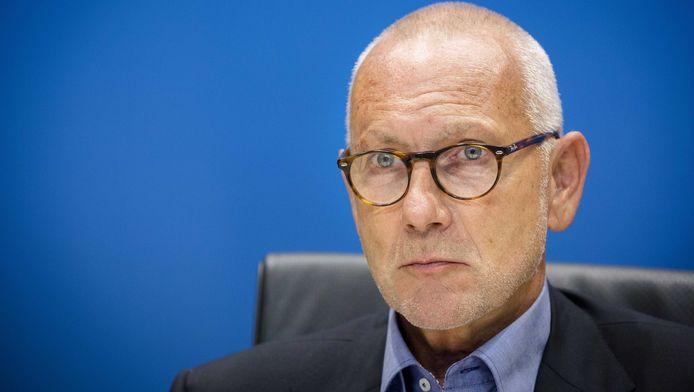 Erik Staal, voormalig directeur-bestuurder bij Vestia.