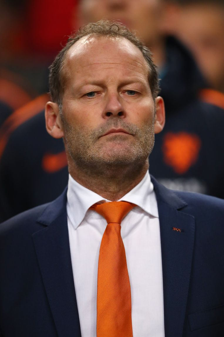 Danny Blind becomes Louis van Gaal's assistant again.  Image Getty Images