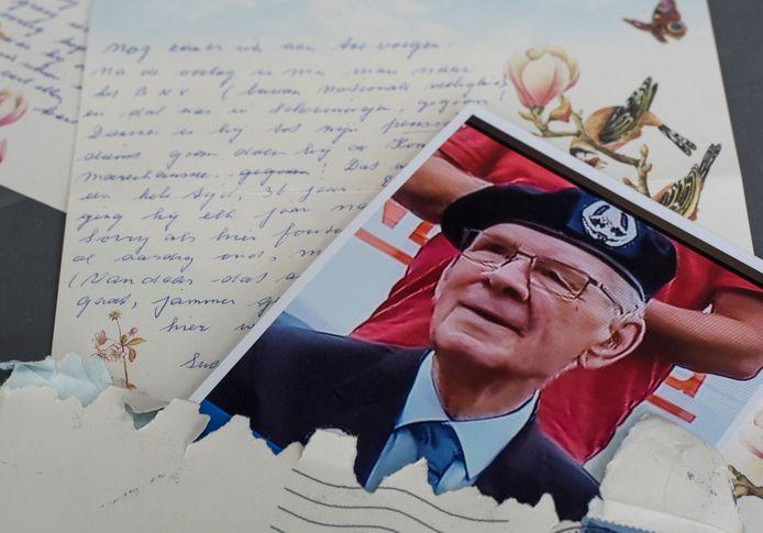 De brieven aan de veteranen