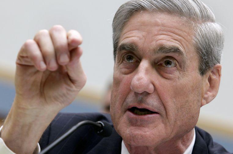 Robert Mueller. Beeld REUTERS