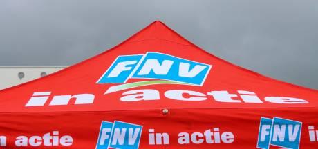 Stakingen door medewerkers metalelektrobedrijven in Emmeloord en Steenwijk