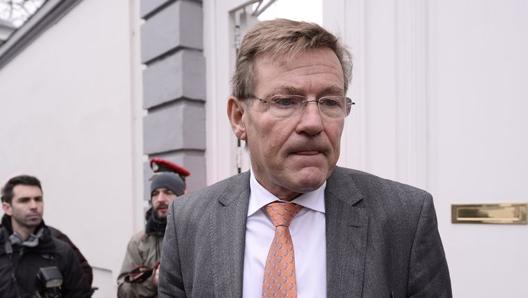 Johan Van Overtveldt. Beeld BELGA