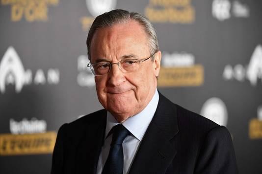 Florentino Perez (président du Real)