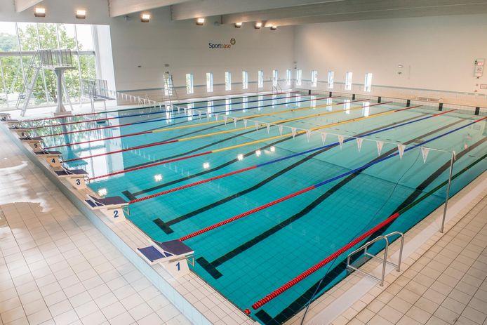 Vanaf morgen kunnen er weer baantjes getrokken worden in Sportoase Schiervelde.