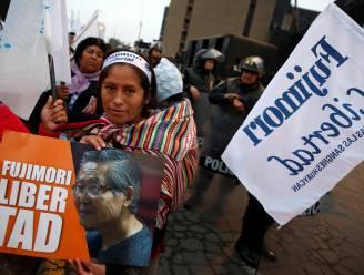 Geen gratie voor Peruaanse ex-president Fujimori