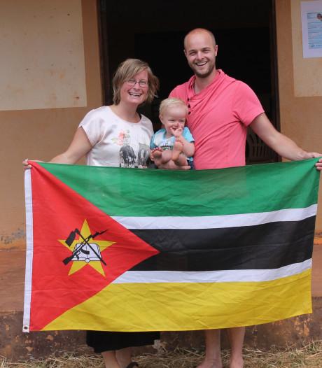 Naar Mozambique met een missie: 'Heb liefde voor God en voor elkaar'