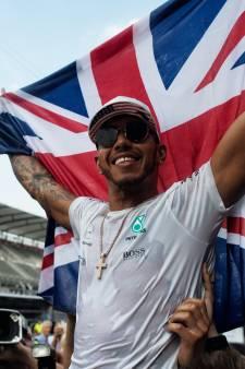 Lewis Hamilton remporte son 6e titre mondial