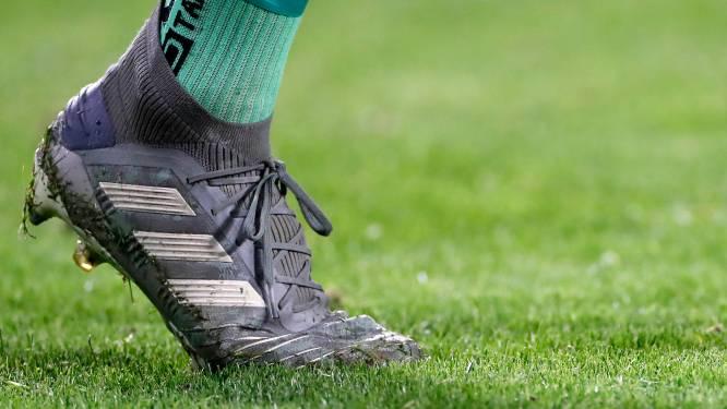 MVV'58-voetballer loopt flinke hoofdwond op na trap van tegenstander: 'Ik voelde zijn noppen in mijn gezicht'