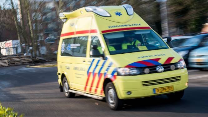 Meisje (3) gewond na aanrijding met auto in Rotterdam-Noord