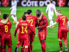 Les Diables conservent la tête au premier classement FIFA de l'année