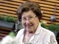 Icoon vertrekt uit stad: mevrouw Lycops (91) kan tuinwinkeltje aan het Fonteinplein niet meer draaiend houden