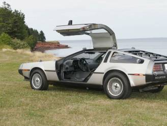 'Back from the past': DeLorean DMC-12 keert terug als elektrische wagen