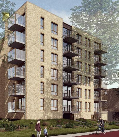 Nieuwbouw vervangt verouderde seniorenflats Breda: 'Een aanwinst'