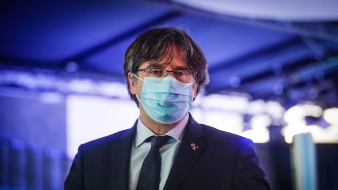 België mag Puigdemont (voorlopig) niet uitleveren aan Spanje