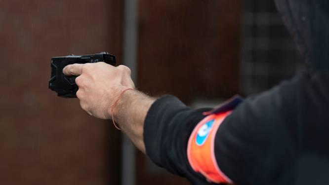 Politiezone RIHO start met gebruik stroomstootwapen als proefproject