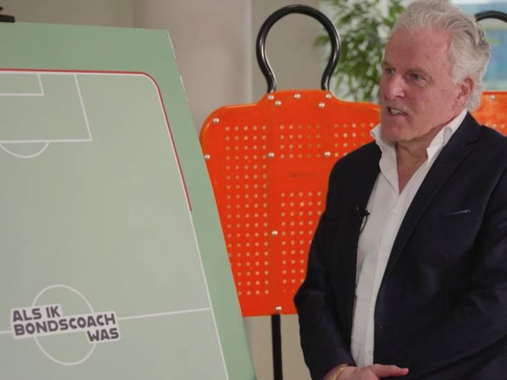 Peter R. de Vries: 'Louis van Gaal was de beste bondscoach'