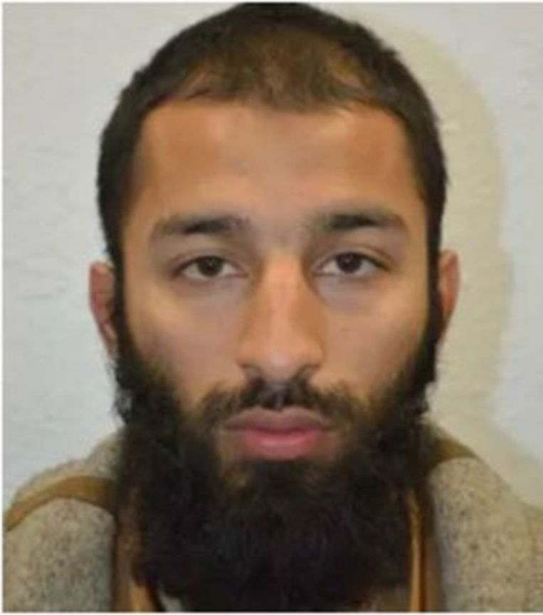 Khuram Butt daders aanslag Londen Beeld RV