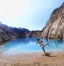 Le lac de Monte Neme