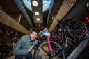 Wouter van Minderhout, programmamanager Fietsparkeren bij ProRail