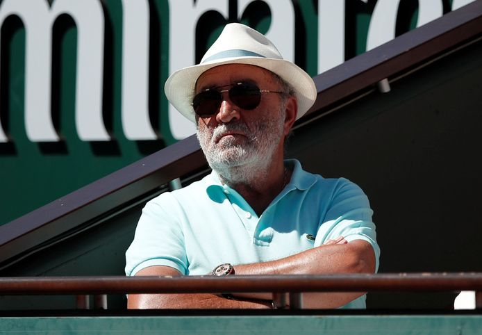 Ion Tiriac in 2017.