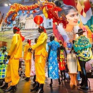 Suriname-expositie in De Nieuwe Kerk trekt 183.000 bezoekers