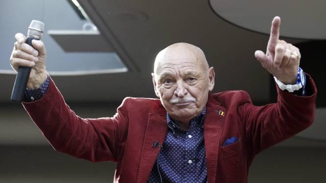 """Brusselse volkszanger Lange Jojo (84) op pensioen: """"80 procent van mijn fysieke kracht kwijt"""