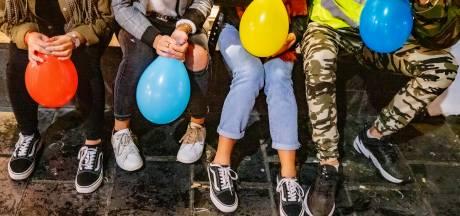 Waarom lachgas ondanks verbod nog altijd vrij spel heeft in Apeldoorn: 'We moeten nu in actie komen'