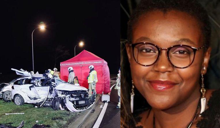 Janet Waiteyo en haar dochter Florence Wanjiro (17) kwamen bij het ongeval om het leven.
