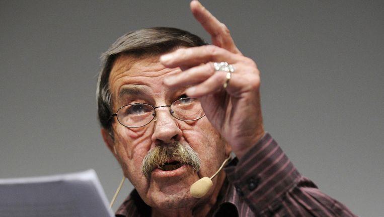 Günter Grass Beeld AFP