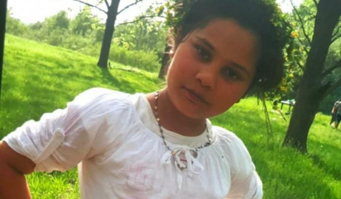 Het Roemeense meisje Mihaela Adriana Fieraru werd vrijdag ontvoerd en vermoord