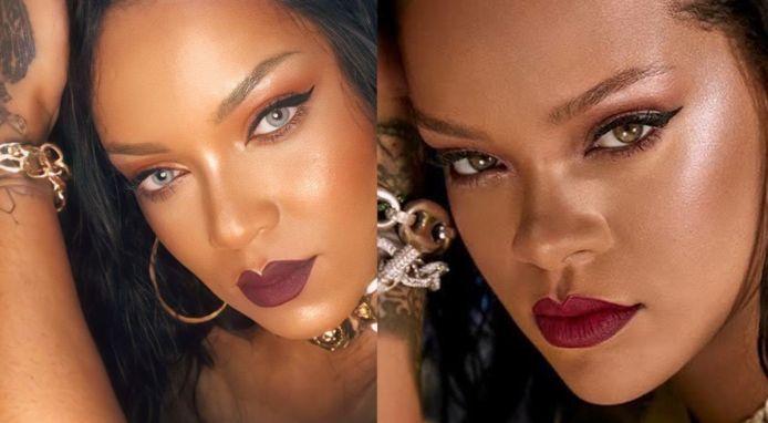 Rihanna dubbelganger