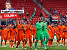 Column Van Hanegem | Met dit niveau worden we tegen Frankrijk, Spanje of Portugal overhoop gespeeld