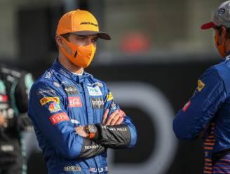 F1-rijder Lando Norris test positief op coronavirus