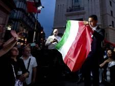 Mogelijk nog poging regeringsvorming Italië tussen M5S en Lega