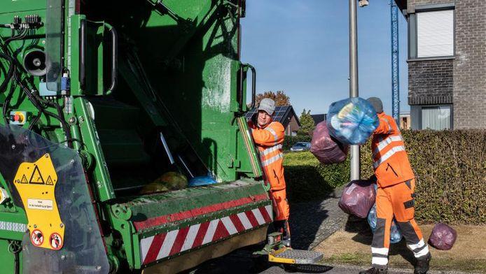 Vanaf 1 januari zal in heel Diest een wekelijkse ophaling van het afval zijn.